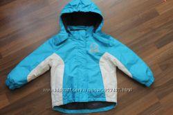 Зимняя, лыжная куртка LUPILU 3-4года
