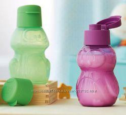 Бутылочка Эко детская Пингвин и Лягушонок 350 мл Tupperware
