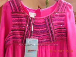 MONSOON Новое платье р. 8-9 лет на рост 128-134 см