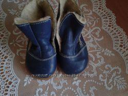 Ботиночки для первых шагов для девочки или для мальчика