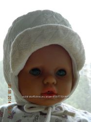 Продам тепленькую качественную шапочку C&A Германия 46 см