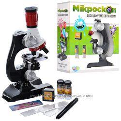 Детские микроскопы, телескопы
