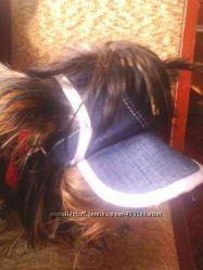 кепка летняя для собак