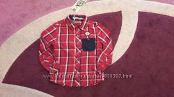 Стильная рубашка на мальчика 98 Венгрия