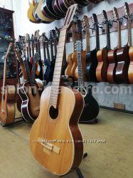 01 0679 Черниговская гитара с Чистым и глубоким звучанием
