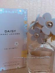 Туалетная вода Daisy Eau So Fresh от Marc Jacobs начатый флакон 75 мл