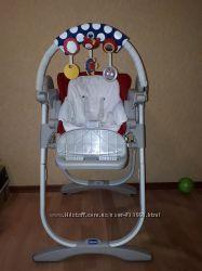 стульчик для chicco polly magic