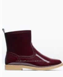Ботиночки Zara подарок повязка