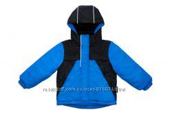 Термо Куртка зимняя для мальчика, не промокает, аналог Reima, Lenne