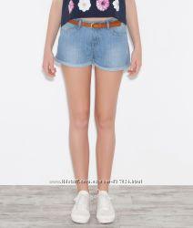 Нові джинсові шорти Springfield Іспанія роз 36 38 шорты