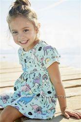 Платье Next 5-6 лет