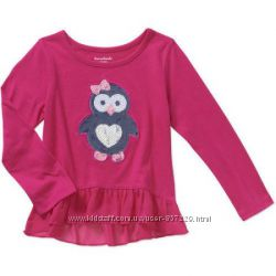 Регланы на 18м, 2, 3, 4, 5 лет Gymboree, Children pl, Crazy8 - 10 расцветок
