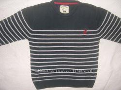 Классный свитерок ф-мы Rebel на 4-5 лет р. 110 Состояние отличное