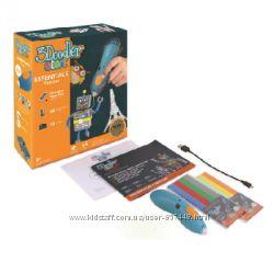 3D ручка  3Doodler Start и наборы стержней