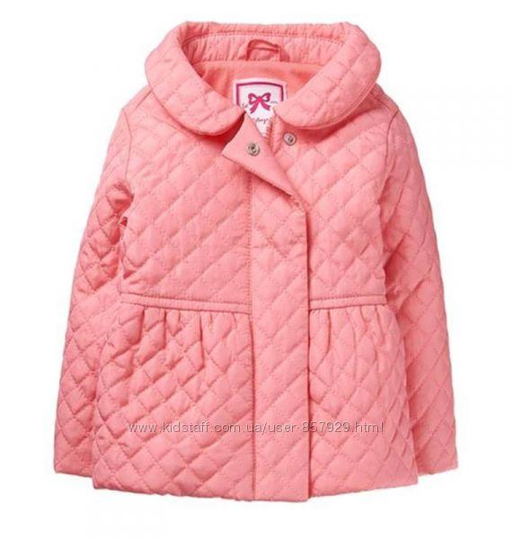 Пальто курточка осіння 2р Gymboree