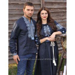Комплект вышитой одежды для пары