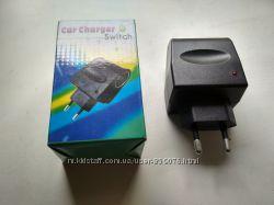 Car charger Перетворювач 220w в 12w МЗП для АЗП Преобразователь
