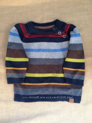 Кофта свитер свитерок для мальчика H&M 3-7 мес