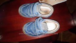 Кожаные кроссовки DDStep 15. 5см стелька