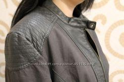 Куртка женская рокерка s. Oliver р. L в идеале крутая