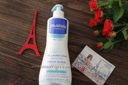 Mustela Gentle Cleansing Gel 500ml крем для мытья и очищения детской кожи