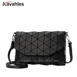 4621d27635e1 Стильная сумочка с геометрическим рисунком, 3 цвета, новая