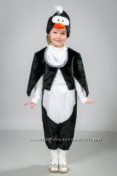 Детские карнавальные новогодние костюмы