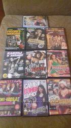 Диски DVD. CD в хорошем состоянии