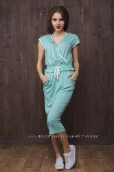 Стильное платье Фора рр. L46-48 от Медини