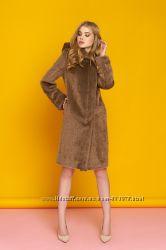 Пальто шерсть Италия с втачным капюшоном А4 шерсть, р. 44-56