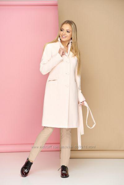 Кашемировое пальто Классика А33, р. 42-52