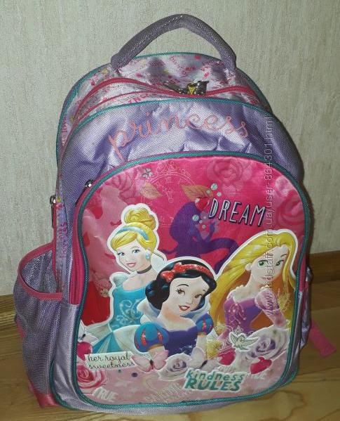 школьный рюкзак DISNEY Princess c принцессами