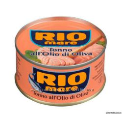 Тунец Rio Mare 80г в оливковом масле