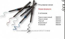 Механический карандаш для глаз c колпачком-точилкой  mary kay