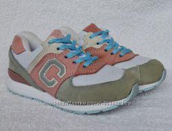 Кроссовки кожаные для девочки Jong Golf. 28-31р