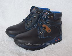 Ботинки демисезонные для мальчика ЕеВв. 26-31р. Модель 6237.