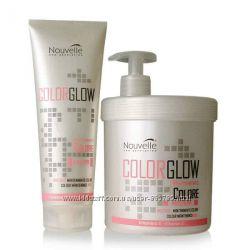 Шампунь, маска для окрашенных волос Nouvelle Color Glow Maintenance