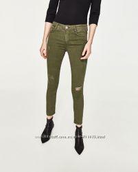 Стильні джинси скіни фірми ZARA із Іспанії оригінал 40
