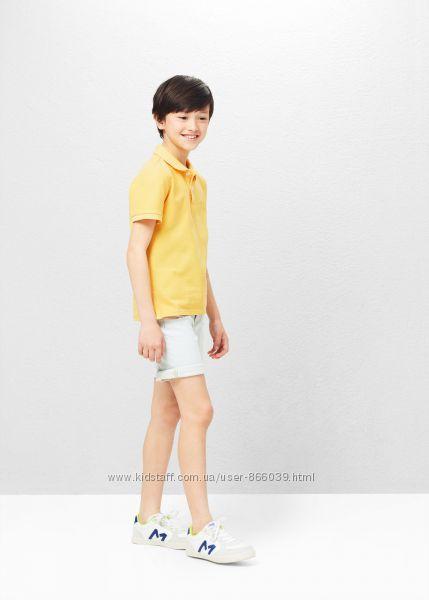 Хлопкова футболка поло із США на 14 років
