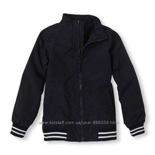 Куртка вітровка -підкладка сітка фірми Childrens Place із США  на 5-6, 7-8
