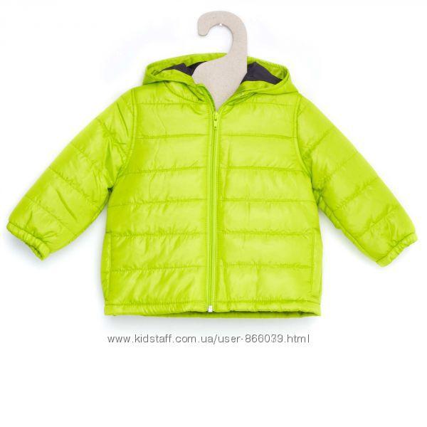 Нові демісезонні куртки фірми KIABI із Іспанії роз. 5 оригінал