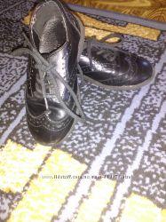 Туфли черные 24 размер