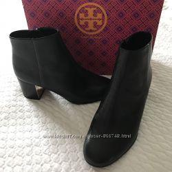 Черные ботинки Tory Burch