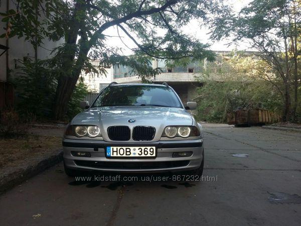 Разборка BMW e 46 touring 2001 года 2 литра дизель