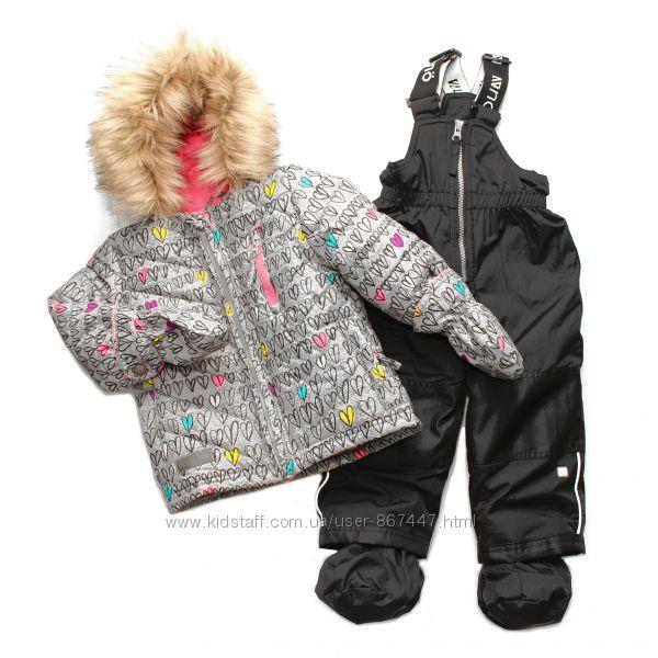 Детский зимний комбинезон для девочки термо до -30 NANO Канада 12-18-24  мес, 3200 грн. Детские комбинезоны купить Киев - Kidstaff   №23469388 ebe9eb3b70a