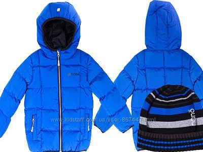 Детская демисезонная куртка для мальчика бренд НАНО Все размеры до 14 лет