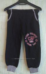 Спортивные штаны с начесом теплые детские для мальчика