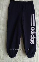 Спортивные штаны с начесом детские для мальчика 98-116 см