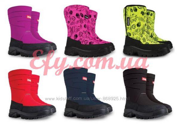 Зимові чоботи валянки Demar SWEN , HANNY р. 25-38