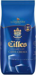 Кофе в зернах J. J. Darboven EILLES gourmet Caffe Crema 1кг